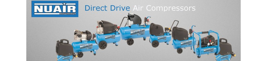 Best Value NuAir air compressors in the UK from Elliotts