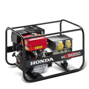EC5000 Honda Unit (Engine & Alternator)