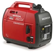 EU20i Honda Silent Portable Generator