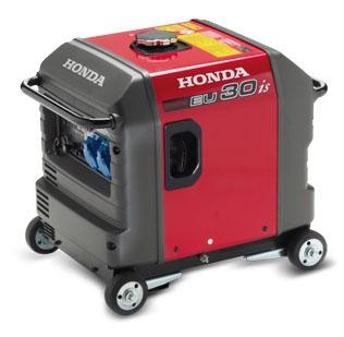 EU30iS Honda Silent Larger Generator