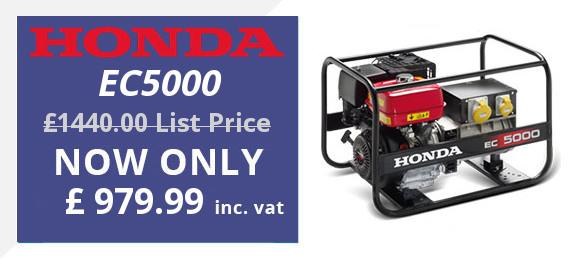 Honda EC5000