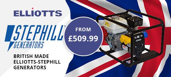 Elliott-Stephill Generators